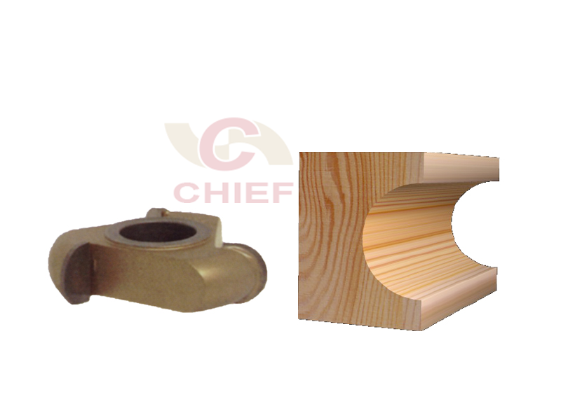 Convex Shaper Cutter