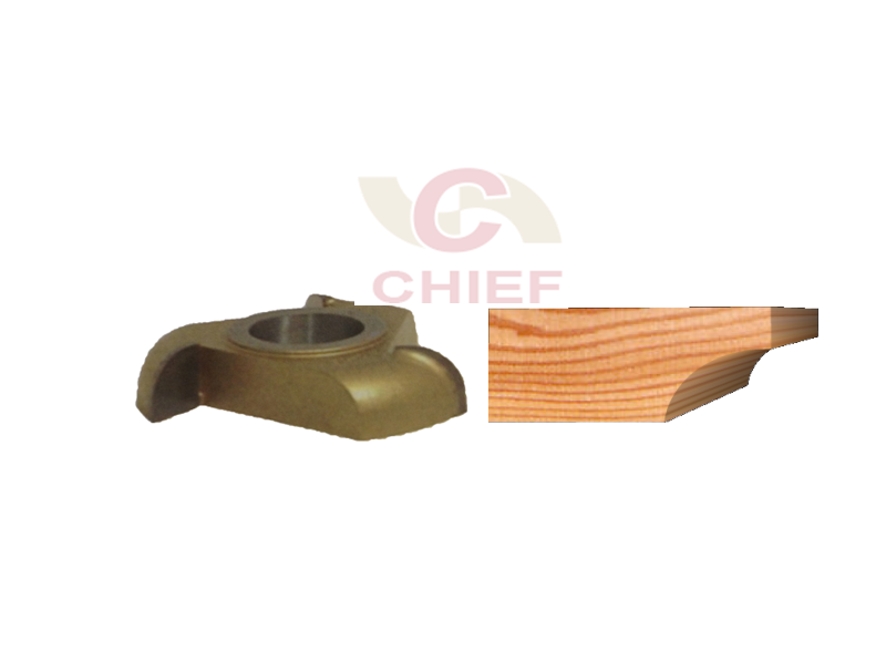 Cove Shaper Cutter